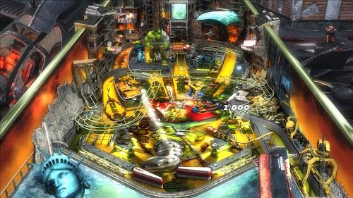 Screen Shot Of Pinball FX2 (2013) Full PC Game Free Download at Alldownloads4u.Com