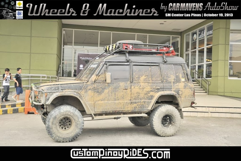Wheels & Machines Custom Pinoy Rides Car Photography Philippines pic1