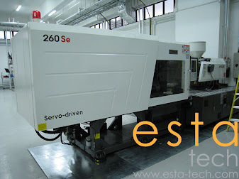 Welltec TT-260SE (2013) Servo Driven Plastic Injection Moulding Machine