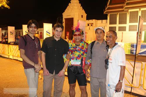 Bangkok Marathon - 2011