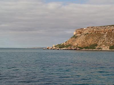 Quoin Bluff South - Dirk Hartog Island Shark Bay WA