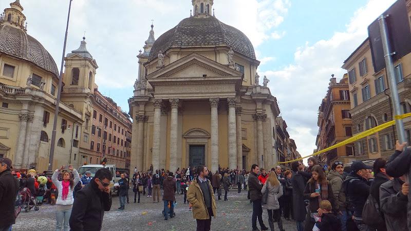 Piazza del Popolo, Roma, Italia, Elisa N, Blog de Viajes, Lifestyle, Travel