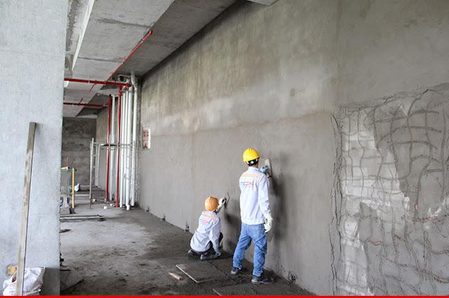 Đơn hàng xây trát cần 27 nam thực tập sinh làm việc tại Fukuoka Nhật Bản tháng 11/2016