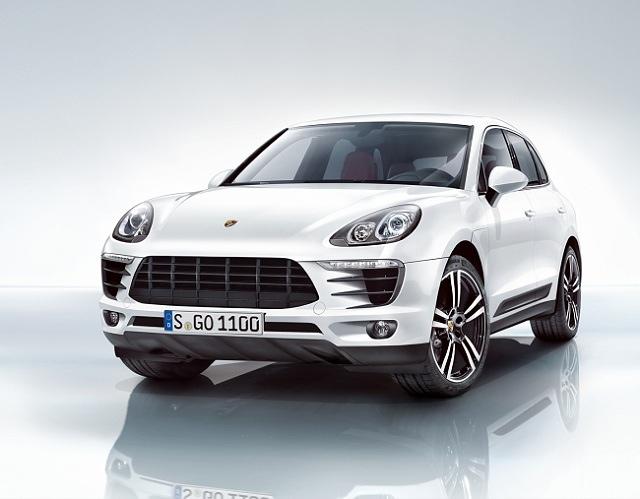 Porsche Macan Price 2013