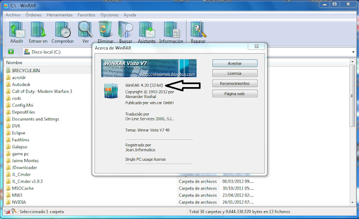 free winrar 4.20 full version with crack