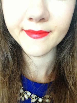orange lipstick MUA