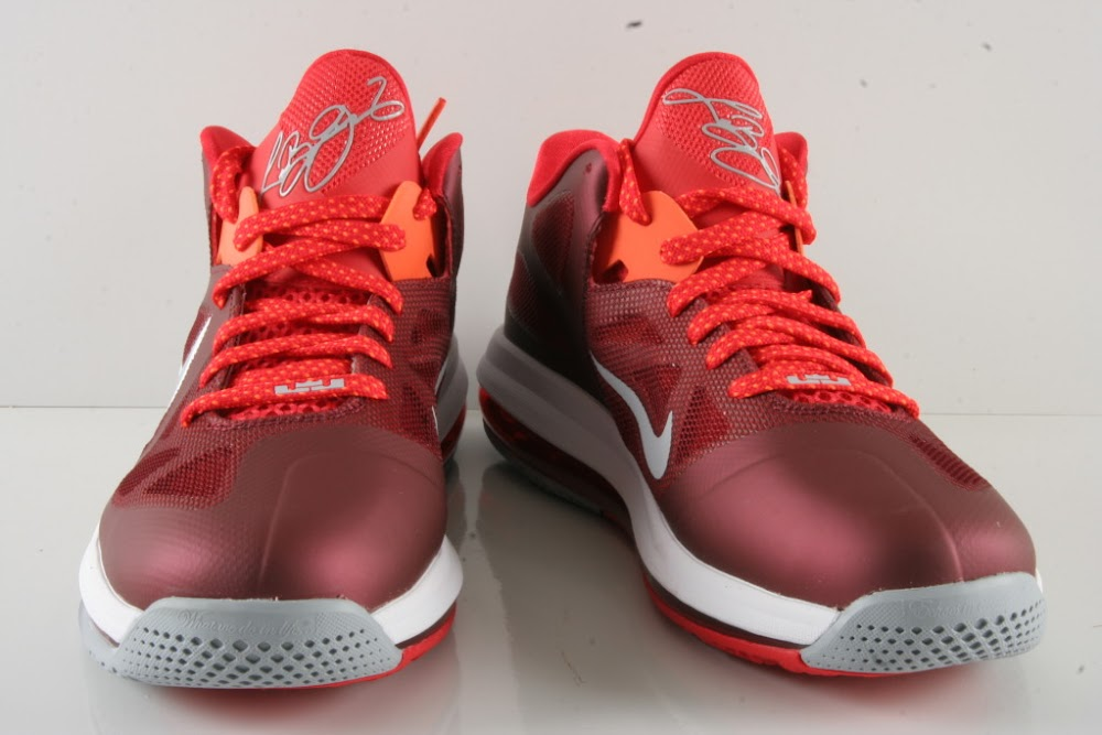 timeless design 5b014 4daec ... Challenge Red Wolf Grey 469765 001  httpwww.bejordans.comfree-shipping-6070- ... Another Look at Recently  Released Nike LeBron 9 Low 8220Team Red8221 .