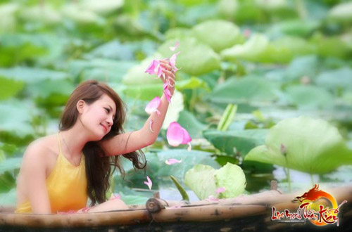 Sunsoft trao giải cho Miss Lục Mạch Thần Kiếm 2012 5