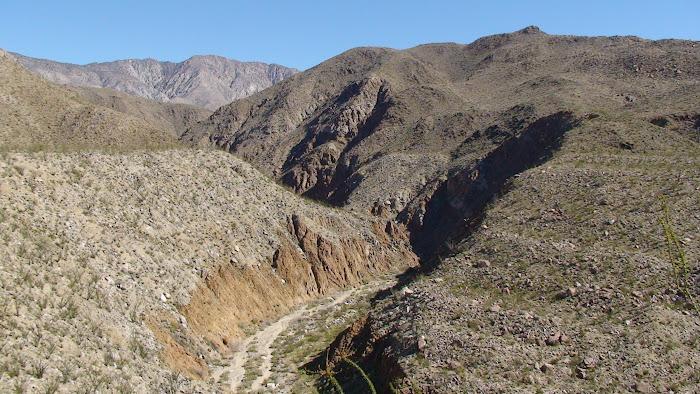 Borregohiking Com Hiking Trails Anza Borrego Desert