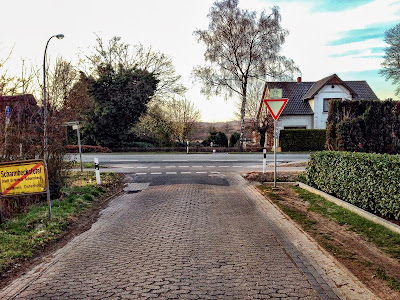 Stoteler Bergstraße in Osterholz-Scharmbeck