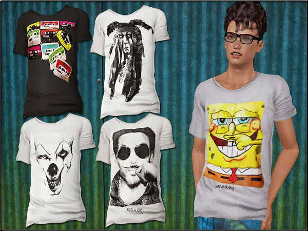 Camisetas adulto