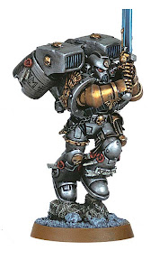 Iron Fists Space Marine