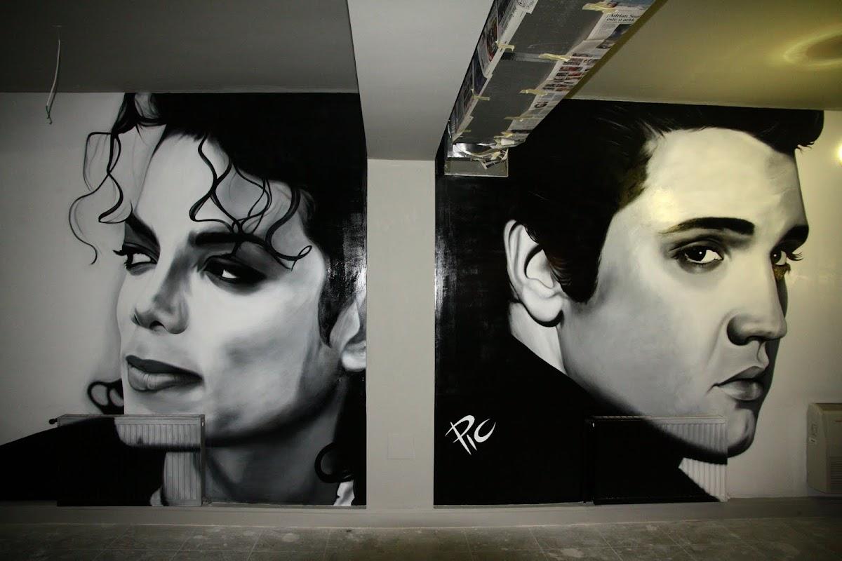 Picturi pereti