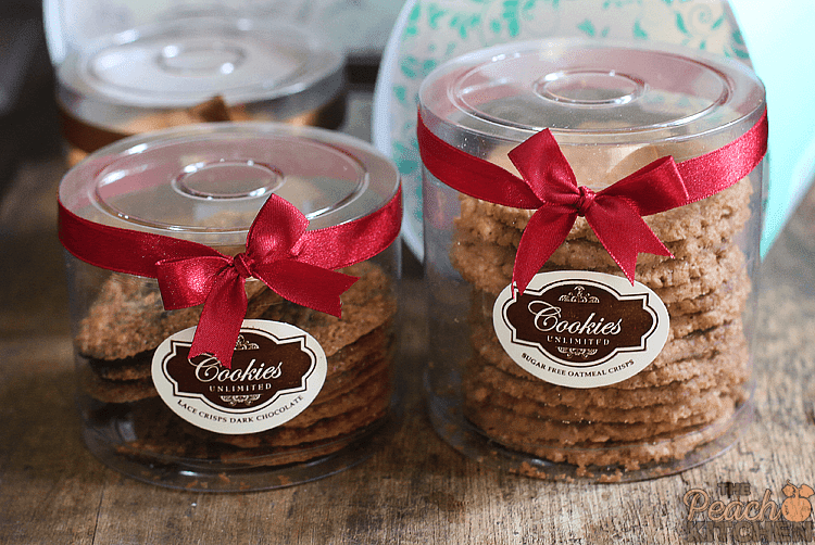 Lace Cookies from Cookies Unlimited