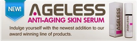 Ageless Anti-Aging Serum Sale Buy 2 Get 1 Free and Buy 3 Get 3 Free