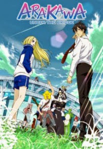 Arakawa Under the Bridge mal