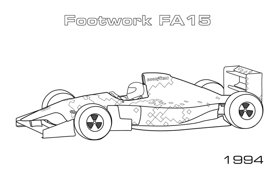 yahoo coloring pages race cars - photo #32