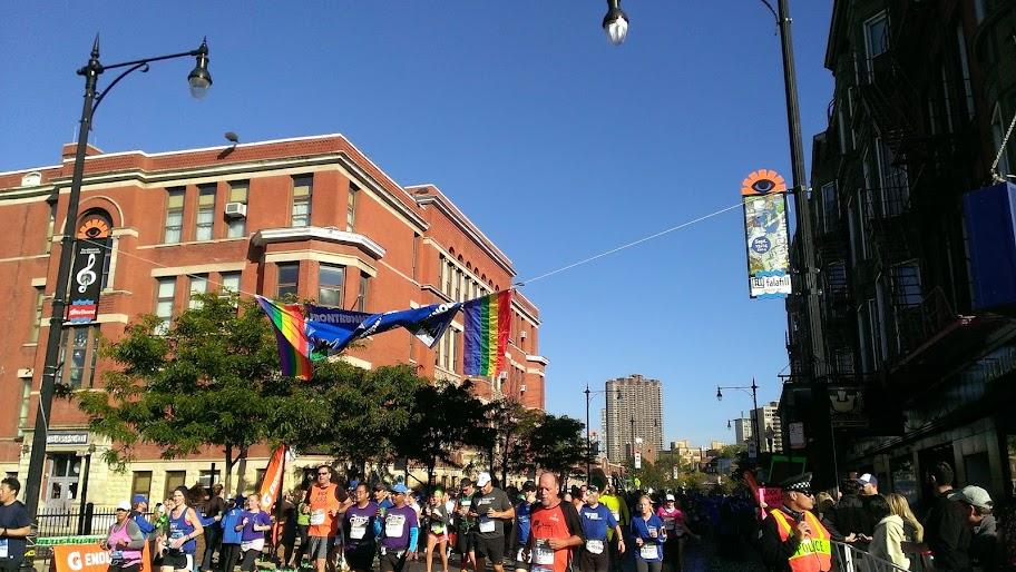 IMAG6924 My Chicago Marathon Recap   #TeamDannyDid