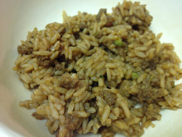 Lamb Chorizo Dirty Rice Mix