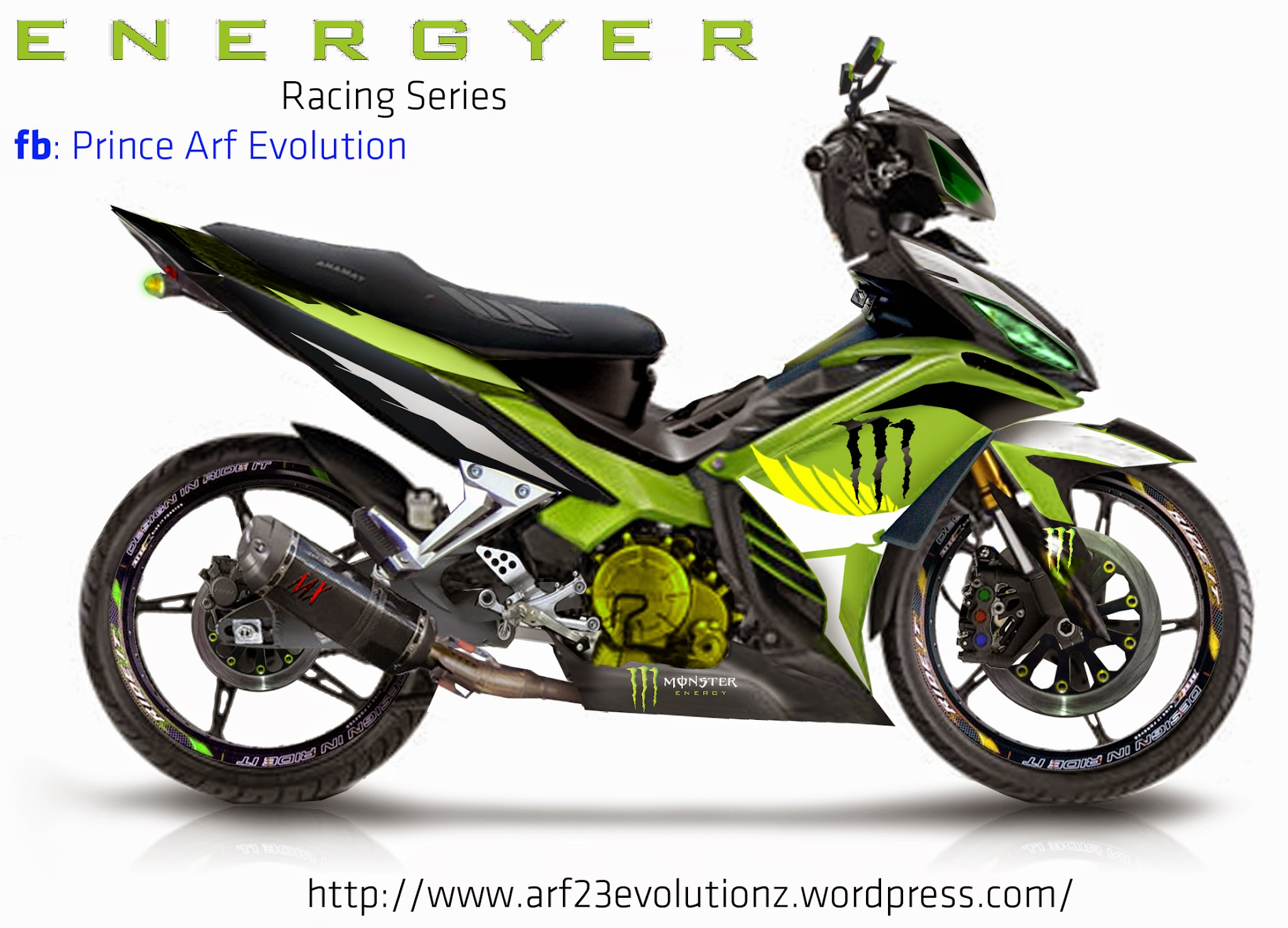 Kumpulan Modifikasi Motor Jupiter Mx Harian Terlengkap Dunia Motor
