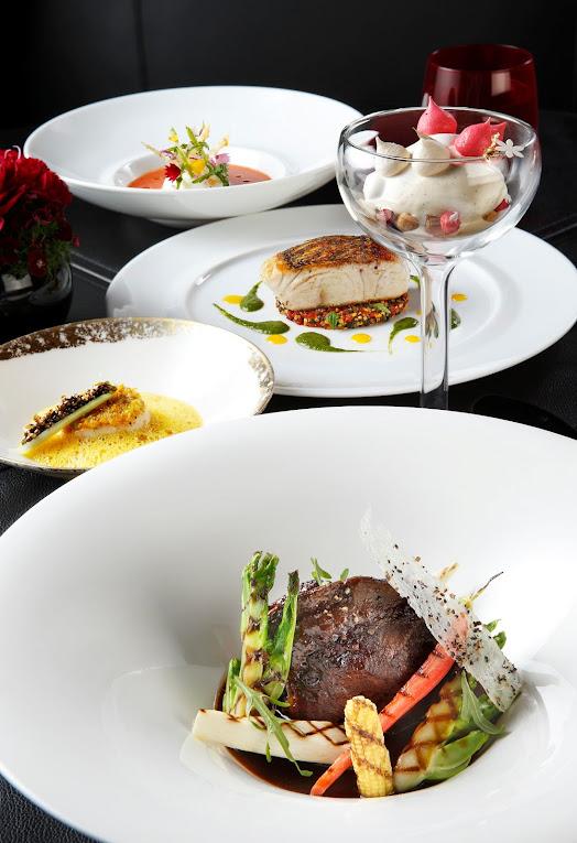 *極致奢華母親節套餐:L'ATELIER de Joë l Robuchon 侯布雄法式餐廳! 1