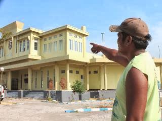 Pemenag Lelang Gelanggang Olah Raga (GOR) kabupaten/kota