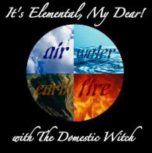 Elements Series From The Domestic Witch