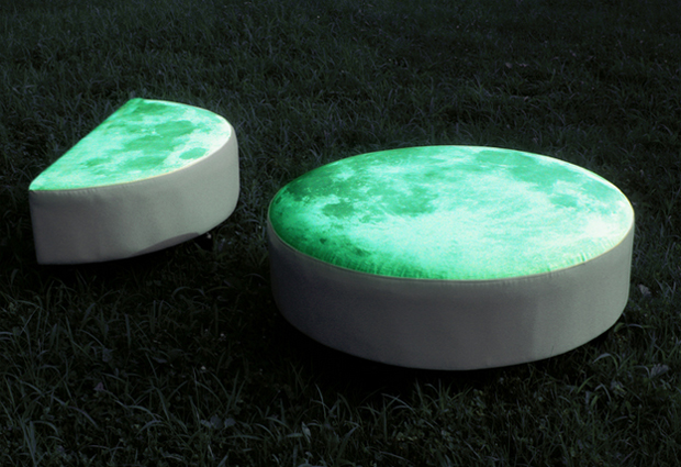 Over the Moon couch by i³ Lab