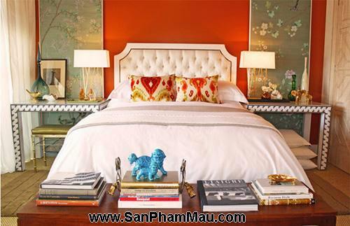 Phòng ngủ kiểu châu Á-9