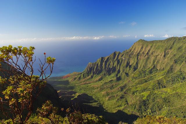 Kauai - on foot, kayak, and helicopter