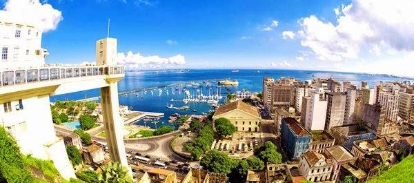 Férias em Salvador da Bahia