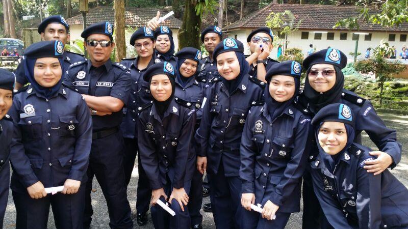 Kadet Polis Sekolah Unit Kokurikulum Ipgkba