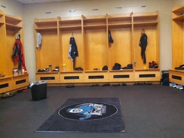Hockey Locker Room Culture
