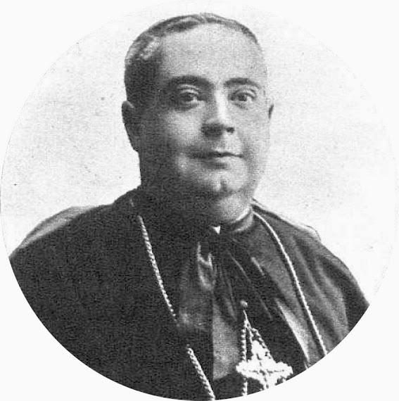 Obispo de Salamanca desde el