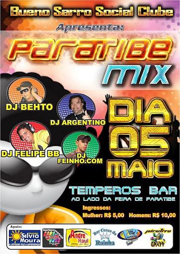 Bueno Sarro Social Clube - Paratibe MIX