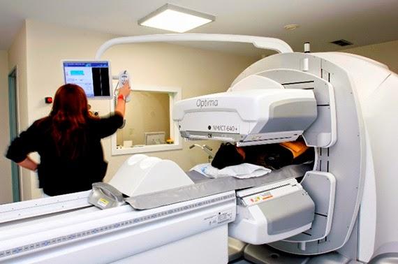 El Hospital de Getafe cuenta con un novedoso equipo de imagen molecular