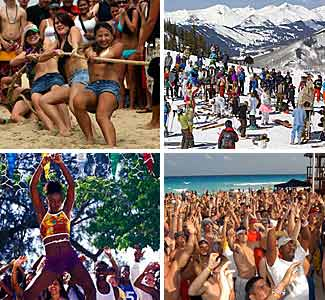 Spring Break Destinations