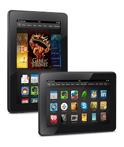 Kindle Fire HDX 7inch