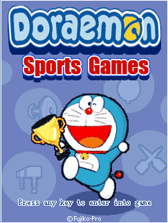Doraemon Sport Games [By Indiagames] DP1