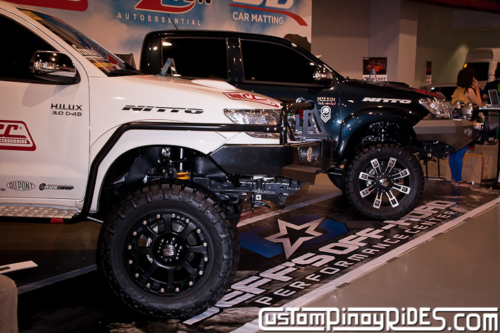 Mark Martinez 1996 Toyota Land Cruiser 80 Jeffs Off Road Shop Manila Auto Salon Custom Pinoy Rides pic16
