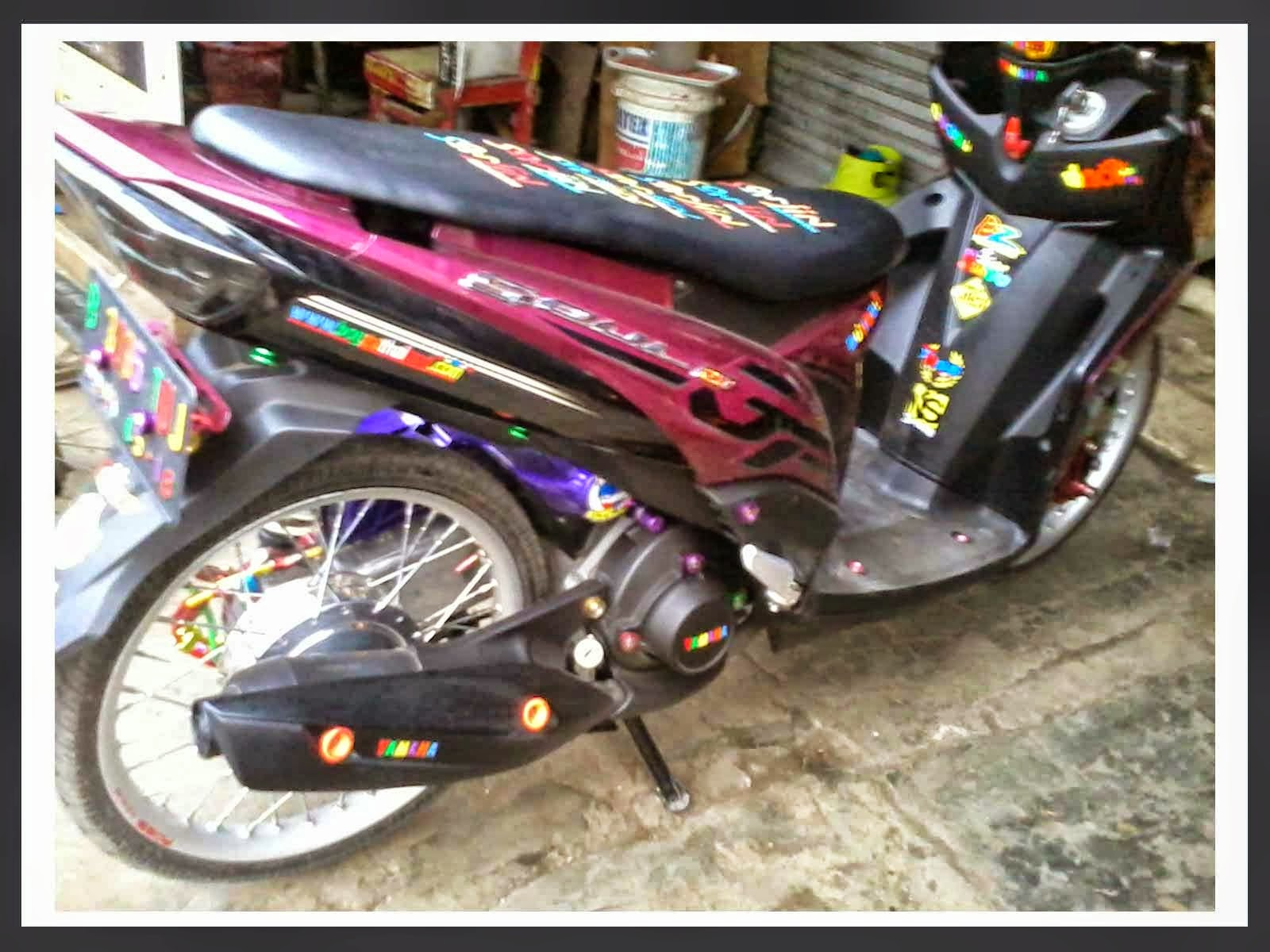 referensi modifikasi motor mio soul gt 125 8