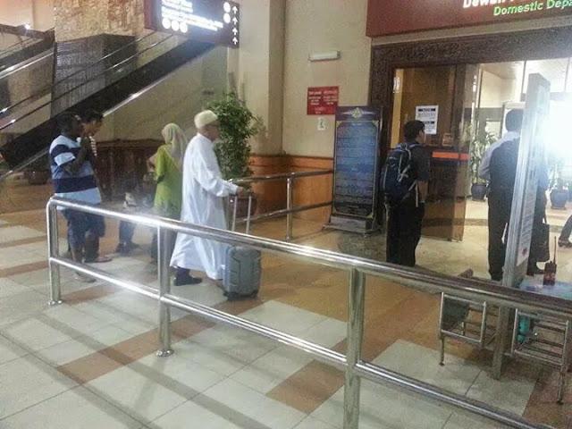 Selamat Berangkat Tuan Guru Haji Hadi