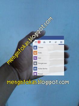 cara yang mudah membuat foto instagram in hand menggunakan picsay