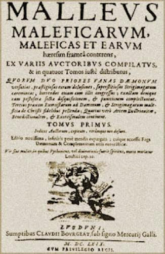 Theistic Satanism Mackay Malleus Maleficarum In Translation History And Legacy