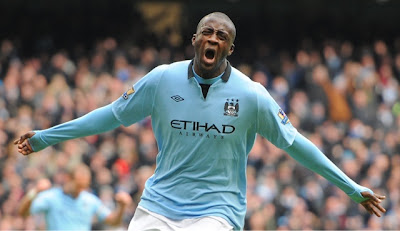 Nigeria football news, 2014 African Player Of The Year: Yaya Toure Makes It Four In A Row