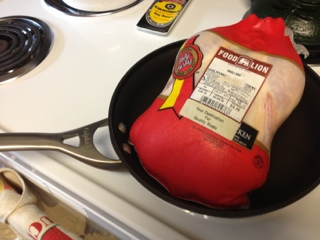 It's so easy to cook a whole chicken. Find out how to make oven-roasted chicken on www.drugstoredivas.net.