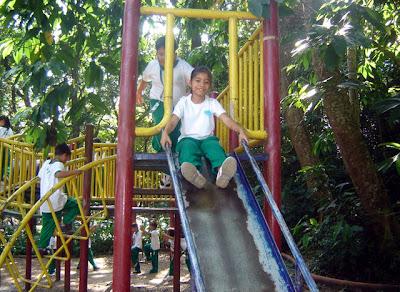 La Mesa Eco Park Playground