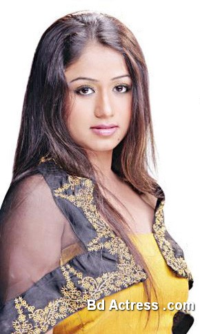 Bangladeshi Model and Actress Faria