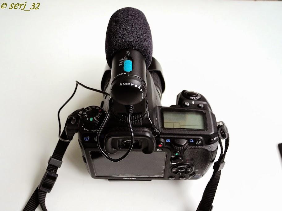 DealExtreme: Внешний микрофон Kingma KM-109