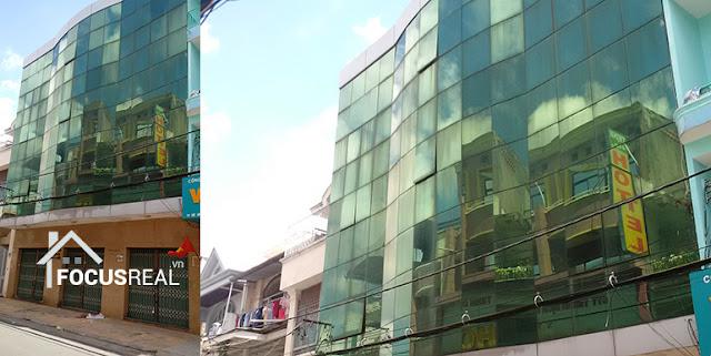 Bán Nhà Quận Tân Bình - Đường Bế Văn Đàn 1